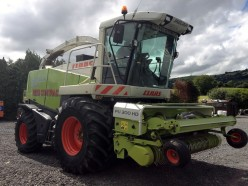 Claas Forager 870 2004
